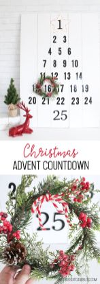 Easy And Creative DIY Christmas Tree Design Ideas You Can Try As Alternatives 87