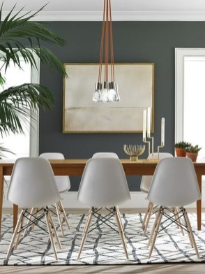 Inspiring Modern Dining Room Design Ideas 63
