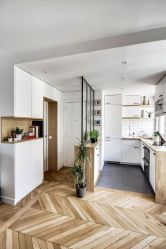 Inspiring And Affordable Decoration Ideas For Small Apartment 18