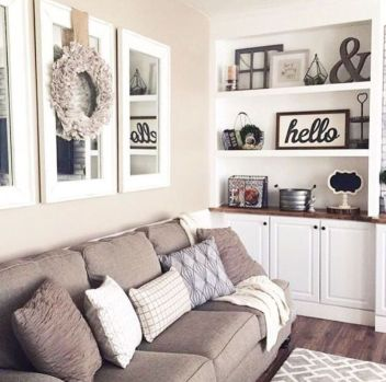 Modern And Elegant Living Room Design Ideas For Small Space 06