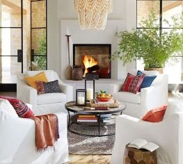 Modern And Elegant Living Room Design Ideas For Small Space 31
