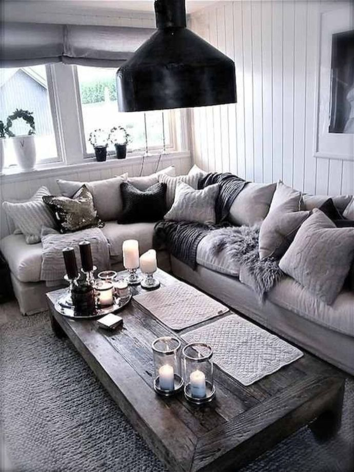 Totally Brilliant Living Room Furniture Arrangements Ideas 14
