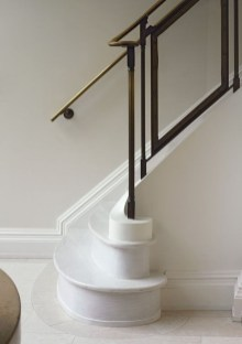 Totally Inspiring Residential Staircase Design Ideas You Can Apply For Your Home 41