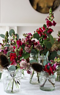 Elegant Christmas Table Decoration Ideas19