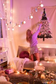 Gergerous Indoor Decoration Ideas With Christmas Lights04