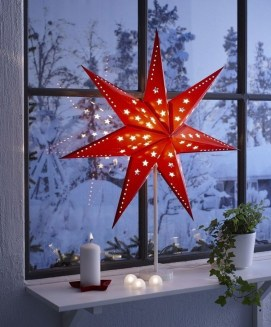 Gergerous Indoor Decoration Ideas With Christmas Lights15