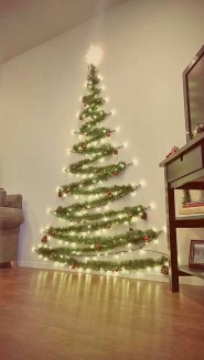 Gergerous Indoor Decoration Ideas With Christmas Lights16
