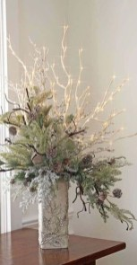 Totally White Vintage Christmas Decoration Ideas04