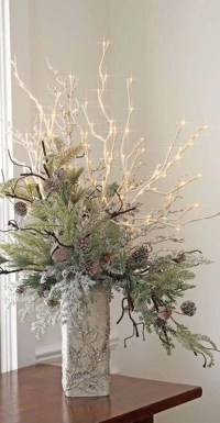 Totally White Vintage Christmas Decoration Ideas53