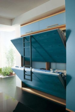 Cool And Functional Built In Bunk Beds Ideas For Kids20