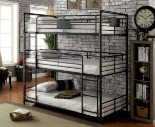 Cool And Functional Built In Bunk Beds Ideas For Kids36