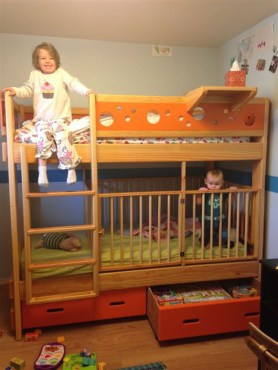Cool And Functional Built In Bunk Beds Ideas For Kids41