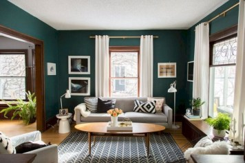 Cozy And Modern Living Room Decoration Ideas 28