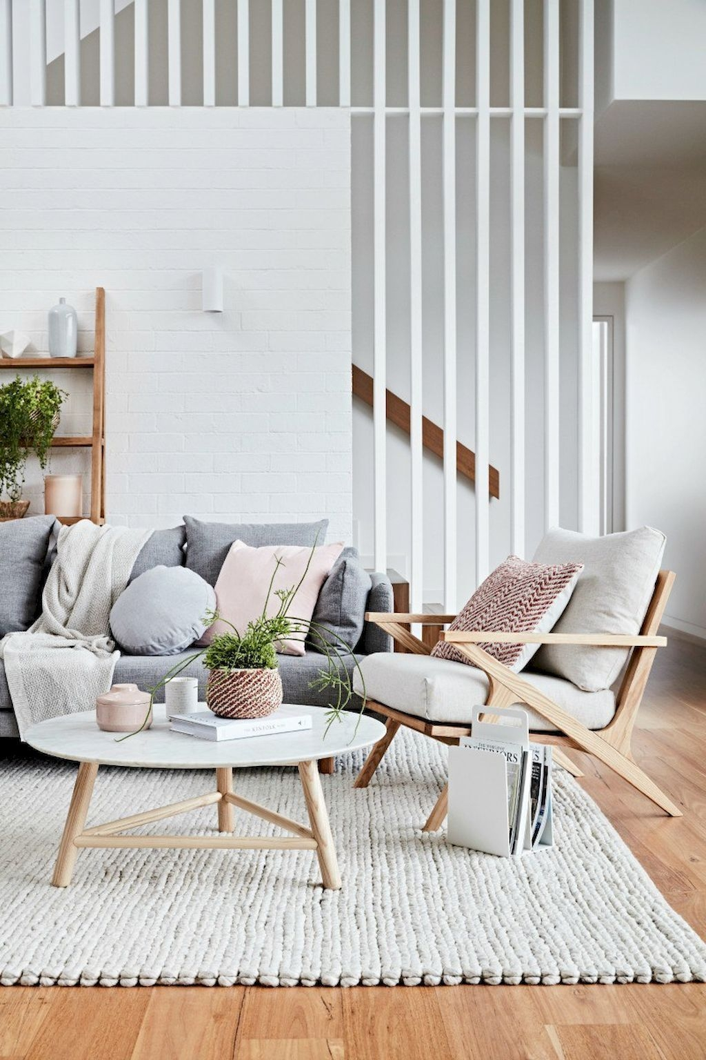 Cozy And Modern Living Room Decoration Ideas 47