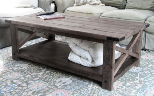 Creative Diy Coffee Table Ideas For Your Home 22