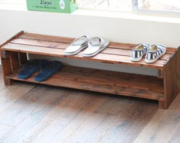 Creative Diy Industrial Shoe Rack Ideas 39
