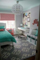 Cute Teen Room Design Ideas To Inspire You08