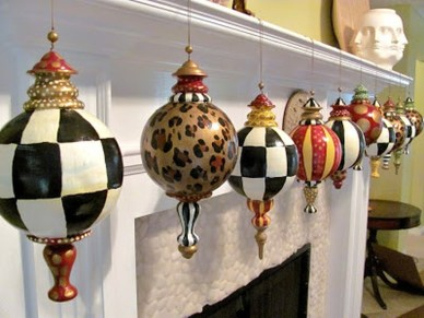 Cute Whimsical Christmas Ornaments Ideas For Your Holiday Decoration 06