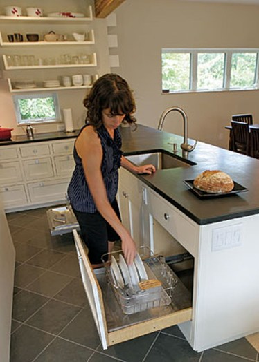 Small And Creative Dish Racks And Drainers Ideas17