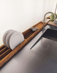 Small And Creative Dish Racks And Drainers Ideas19