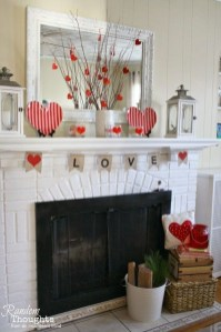 Adorable Valentines Day Party Decoration Ideas 29