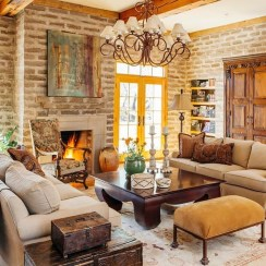 Best Winter Living Room Decoration Ideas 01