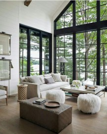 Best Winter Living Room Decoration Ideas 11