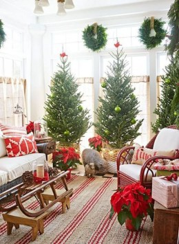 Best Winter Living Room Decoration Ideas 18