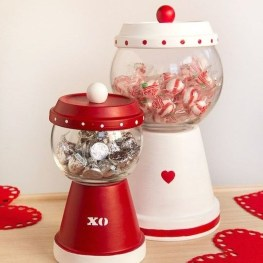 Cute Easy Valentine Candy Decorations 13