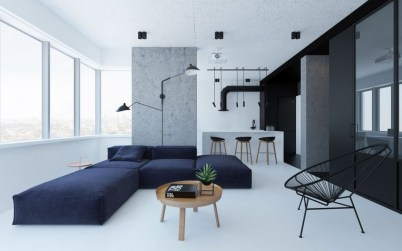 Stunning Minimalist Furniture Design Ideas For Your Apartment 02