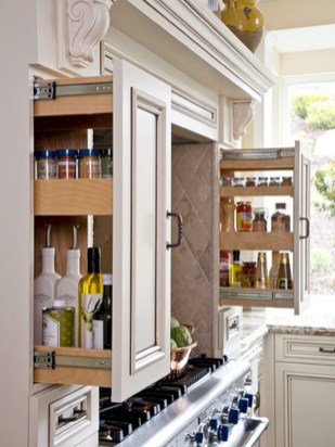 Brilliant Diy Kitchen Storage Organization Ideas 25