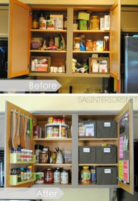 Brilliant Diy Kitchen Storage Organization Ideas 26