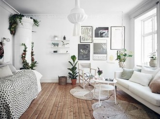 Brilliant Small Apartment Studio Decorating Ideas 30