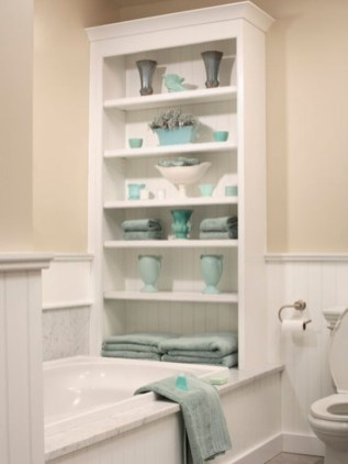 Brilliant Small Bathroom Storage Organization Ideas 17