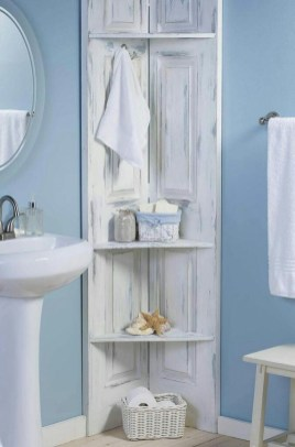 Brilliant Small Bathroom Storage Organization Ideas 24