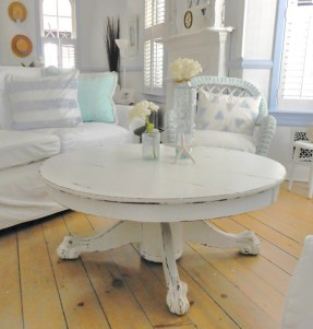 Cute Shabby Chic Farmhouse Living Room Decor Ideas 22