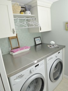 Totally Inspiring Small Functional Laundry Room Ideas 29