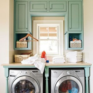 Totally Inspiring Small Functional Laundry Room Ideas 30