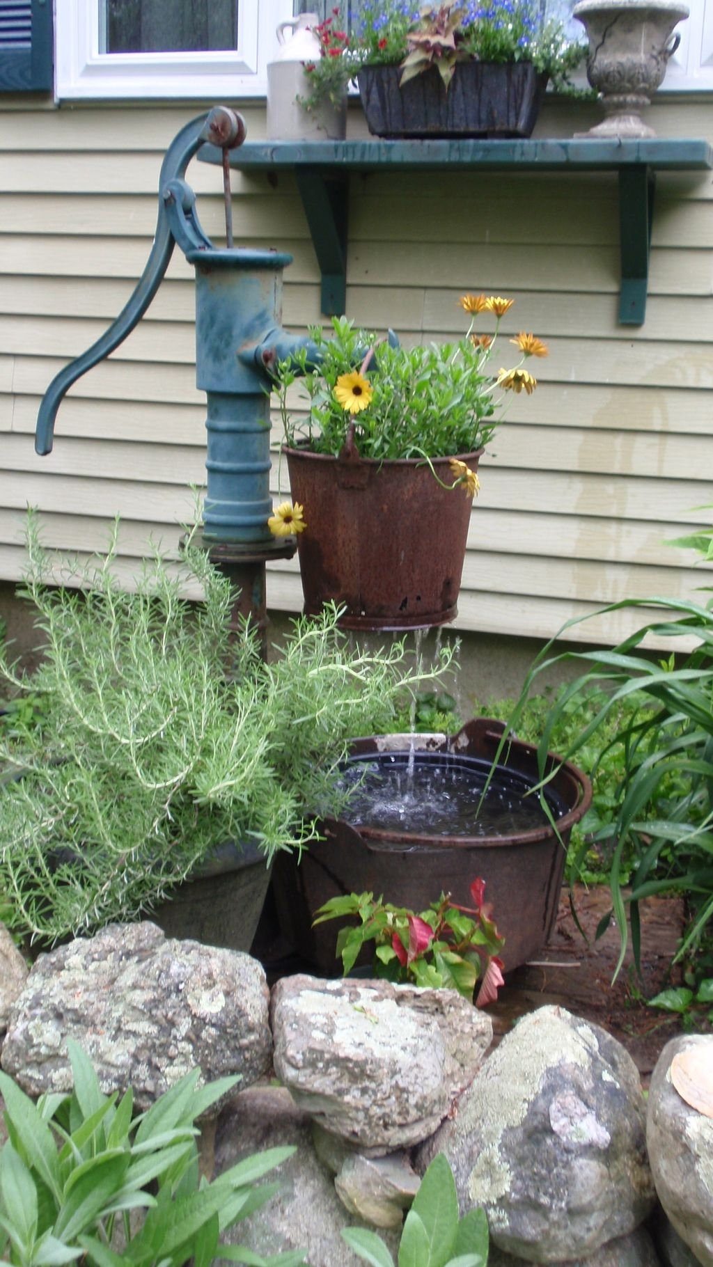 Affordable Water Features Design Ideas On A Budget 04