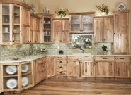 Gorgeous Rustic Farmhouse Kitchen Decoration Ideas 08