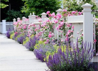 Totally Inspiring Front Yard Fence Remodel Ideas 10