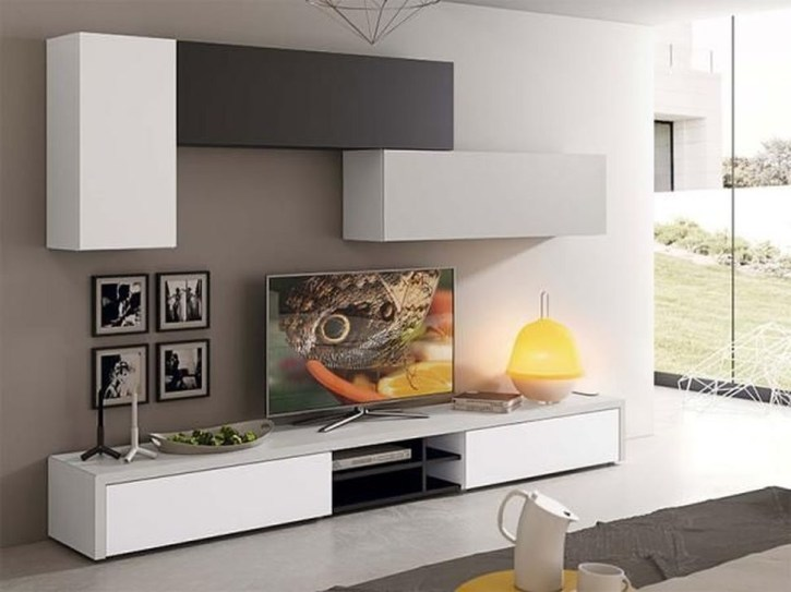 Best Ideas Modern Tv Cabinet Designs For Living Room 38