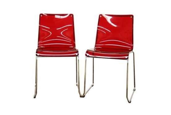 Cheap And Minimalist Red Accent Chair Dining Ideas 08