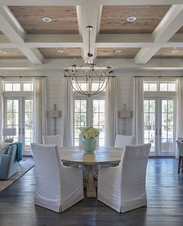 Stunning Beach Themed Dining Room Design Ideas 29