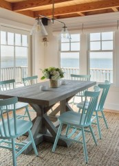 Stunning Beach Themed Dining Room Design Ideas 32
