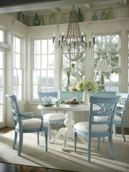 Stunning Beach Themed Dining Room Design Ideas 41