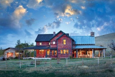 Brilliant Modern Farmhouse Exterior Design Ideas32