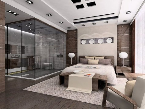 Cozy Master Bedroom Design And Decor Ideas27
