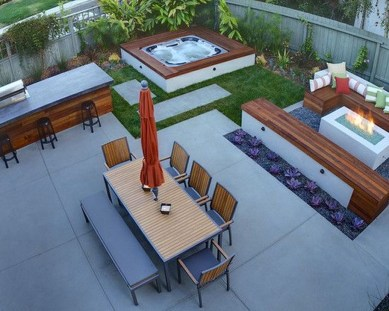Incredible Backyard Patio Design And Decor Ideas30