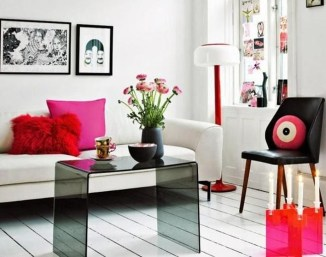Creative Space Saving Living Room Decoration Ideas For Small Apartment24
